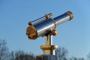 «Книгарня «Є» приглашает детей посмотреть в телескоп