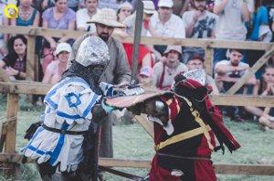 На выходных в Тростянце состоялся уже восьмой фестиваль «Стара Фортеця»