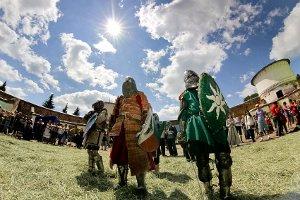 В конце июня пройдет фестиваль исторической реконструкции «Старая крепость»