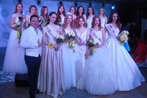 В Сумах состоялся конкурс красоты «Мисс Сумы-2018»