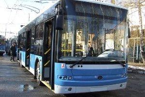 В Сумах обещают поставку 10 новых троллейбусов для КП «Электроавтотранс» не позднее 25 октября
