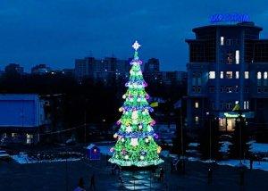 Активисты посчитали,  сколько власти Сум выделили на празднование Нового года