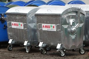 В Сумах планируют поднять тарифы на вывоз мусора