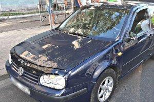 На ул. Металлургов произошло ДТП,  в котором был травмирован пешеход