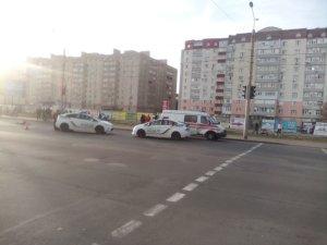 ДТП на Прокофьева: «ГАЗель» не пропустила «скорую»