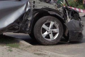 В Сумах произошло ДТП с летальным исходом