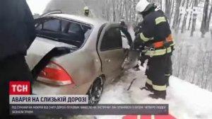 В ужасном ДТП под Сумами пострадало 4 человека