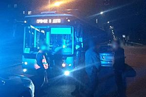Один из новых троллейбусов,  вышедших на маршруты в конце марта,  уже попал в ДТП