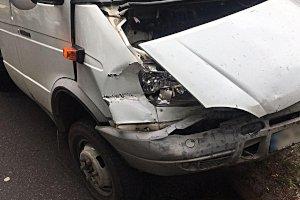 В Сумах за один день произошло два ДТП
