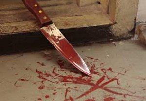 В Сумах 24-летнюю женщину поранили ножом в шею (видео)