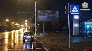 В Сумах на переходе на ул. Харьковской сбили 21-летнего парня