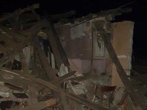 На Конотопщине взорвался дом