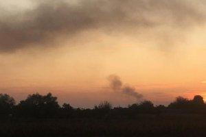 На Сумщине горит 80 гектаров торфяников