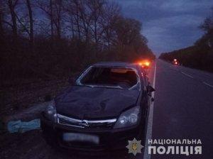 На трассе Киев-Сумы-Юнаковка сбили 3 человек