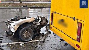 Подробности субботнего ДТП возле «Эпицентра»: 19-летний водитель имел признаки наркотического опьянения