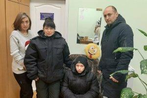 Подростка,  сбежавшего из дома на Сумщине,  нашли в Киеве
