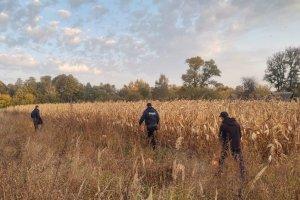 Полицейские четырех районов Сумщины всю ночь искали 9-летнего мальчика