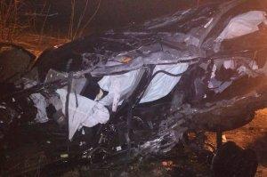 В ДТП на Сумщине погибли двое человек