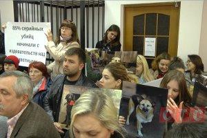 Сумская прокуратура требует для живодера,  убившего собаку,  максимальное наказание