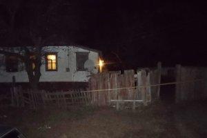 В Бурыни задержан мужчина,  до смерти избивший собственного отца