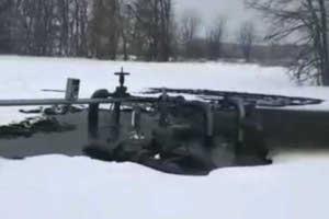 В Ахтырском районе экологическая проблема: случился разлив нефти