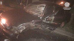 В Сумах в ДТП на Кондтратьева пострадал водитель ЗАЗ Sens