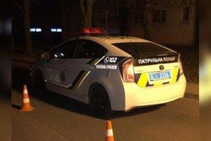 В Сумах патрульной полиции пришлось гнаться за нарушителем ПДД с признаками наркотическго опьянения