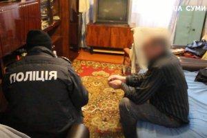 В Сумах полиция нашла мужчину,  стрелявшего в спальном микрорайоне