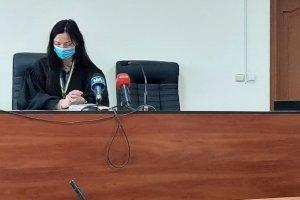 В Сумах суд рассматривал дело патрульного,  сбившего девушку на переходе