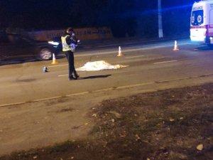 В Сумах за вечер произошло сразу 2 смертельных ДТП