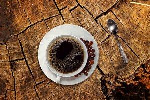 В Шостке поймали вора-кофемана
