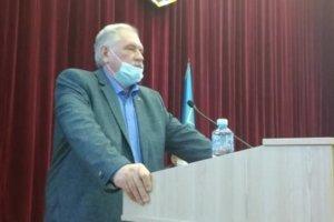 Главой Сумского областного совета избрали Виктора Федорченко