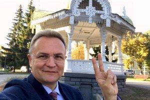 Мэр Львова посетил Сумы в рамках программы Urban Talks