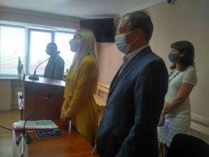 Мишель Терещенко через суд восстановился в должности мэра Глухова