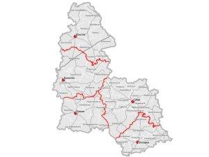 Новое районирование Сумской области вступило в действие
