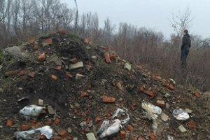 В Сумах не могут решить проблему с утилизацией опасных отходов
