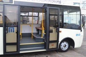 Три новых автобуса уже прибыли в Сумы