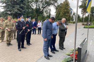 В Сумах отметили 78-ю годовщину освобождения города от нацистской оккупации