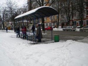 КП «Дорремстрой» выиграло тендер на содержание остановок общественного транспорта в Сумах