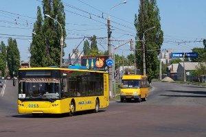 КП «Электроавтотранс» изменяет график движения автобусов