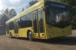 КП «Электроавтотранс» подписало договор на поставку 4 троллейбусов
