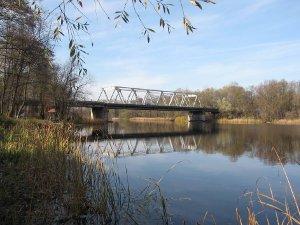 Обновленный мост через Ворсклу в с. Климентово появится до конца 2018 года