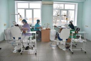 В Сумах заработало обновленное отделение №2 областной стоматполиклиники