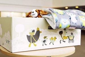 С 1 сентября сумским семьям при рождении ребенка будут выдавать «Пакет малыша»