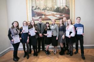 Школьник из Сум получил стипендию Президента Украины