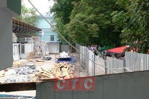 Скандальное строительство ТРЦ на Засумской могут прекратить