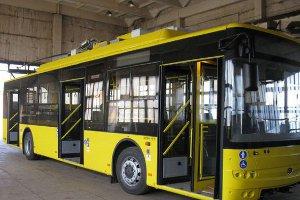 Городские власти подписали контракт с «Богдан Моторс» на поставку 19 троллейбусов