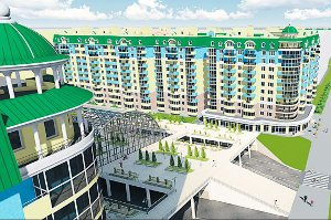 Строительство эспланады в Сумах: от горожан ждут предложений