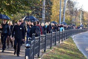 Сумчане против современного рабства: в городе провели «Шествие за свободу»