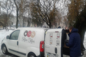 Сумские кофейни на колесах работают незаконно
